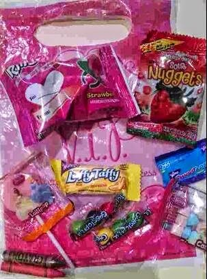 Kids Birthday Party Typical Favors