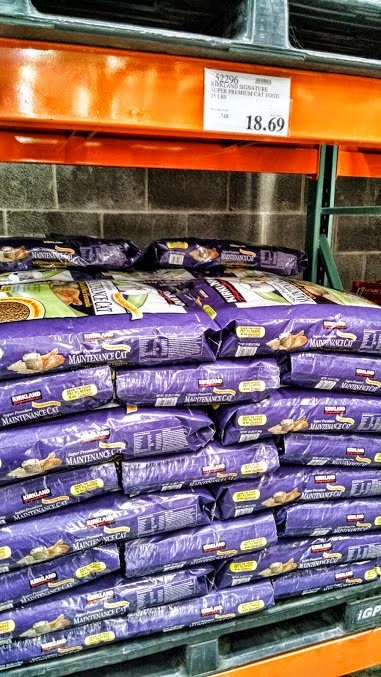 Costco Kirkland Brand Premium Cat Food