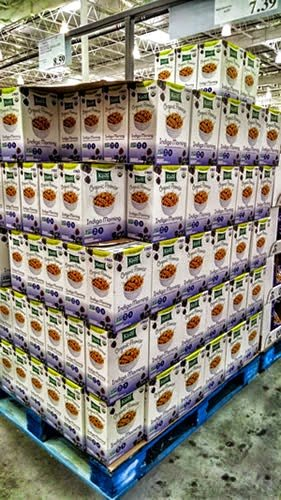 Kashi Cereal at Costco