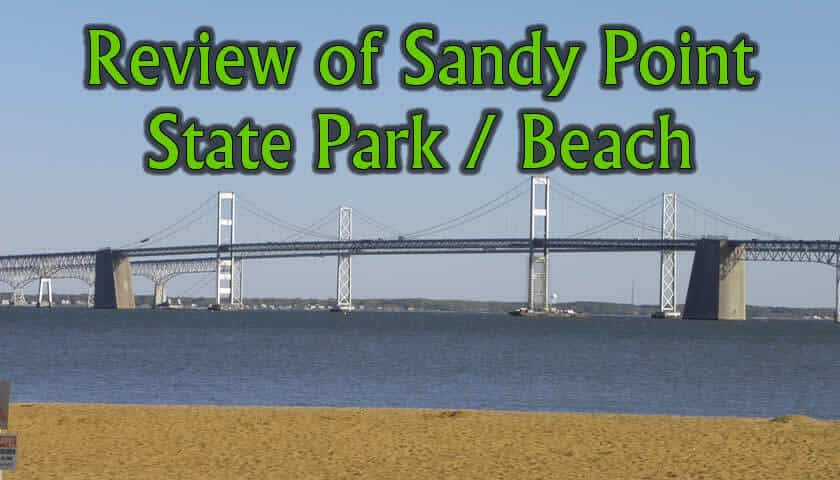 Sandy Point State Park Beach Review