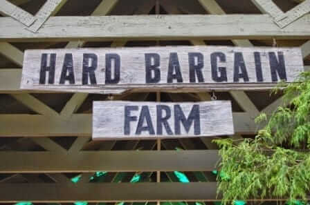 Hard Bargain - Visit farms in Maryland