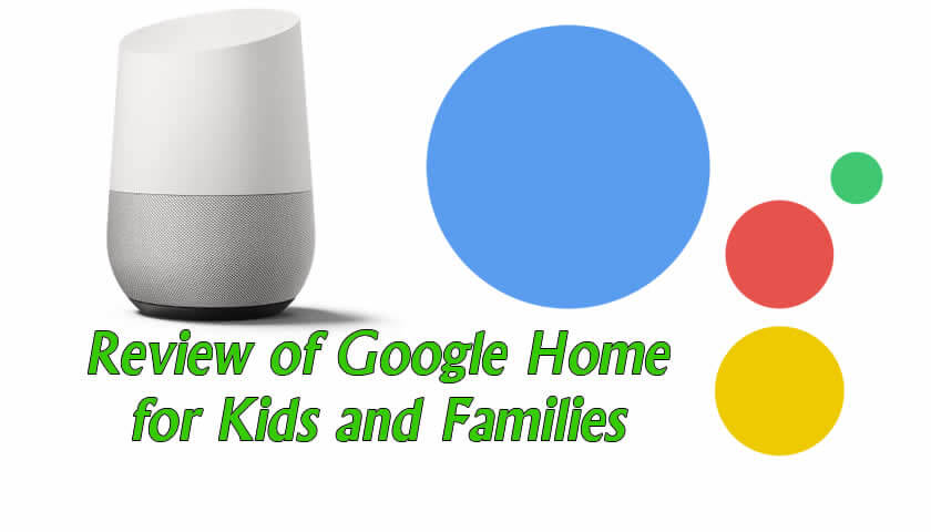 Google Home for Kids