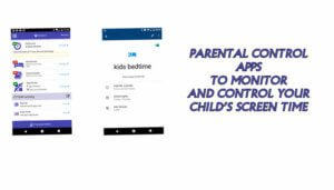 Apps to control your kids screen time at home