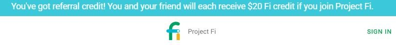 Google Project Fi Coupon Code